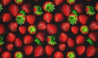 ¿Las fresas engordan?