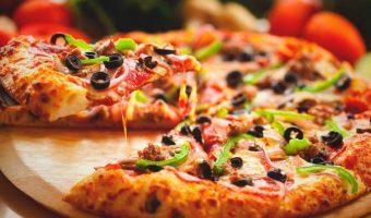 ¿La pizza engorda?