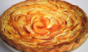 ¿La tarta de manzana engorda?
