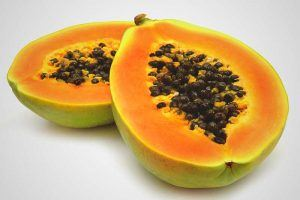 ¿La papaya engorda?