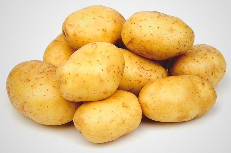 ¿La patata engorda?