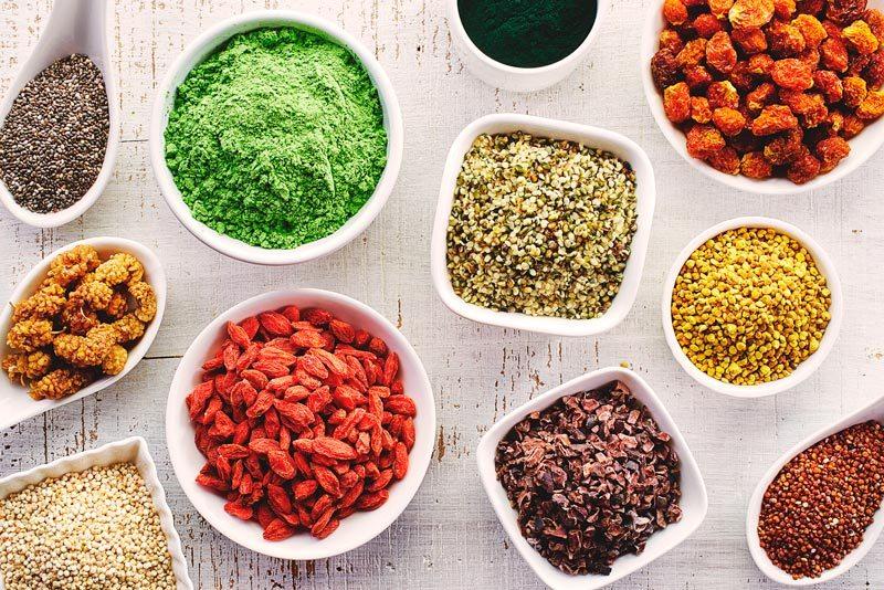 Superalimentos: por qué consumirlos en tu dieta