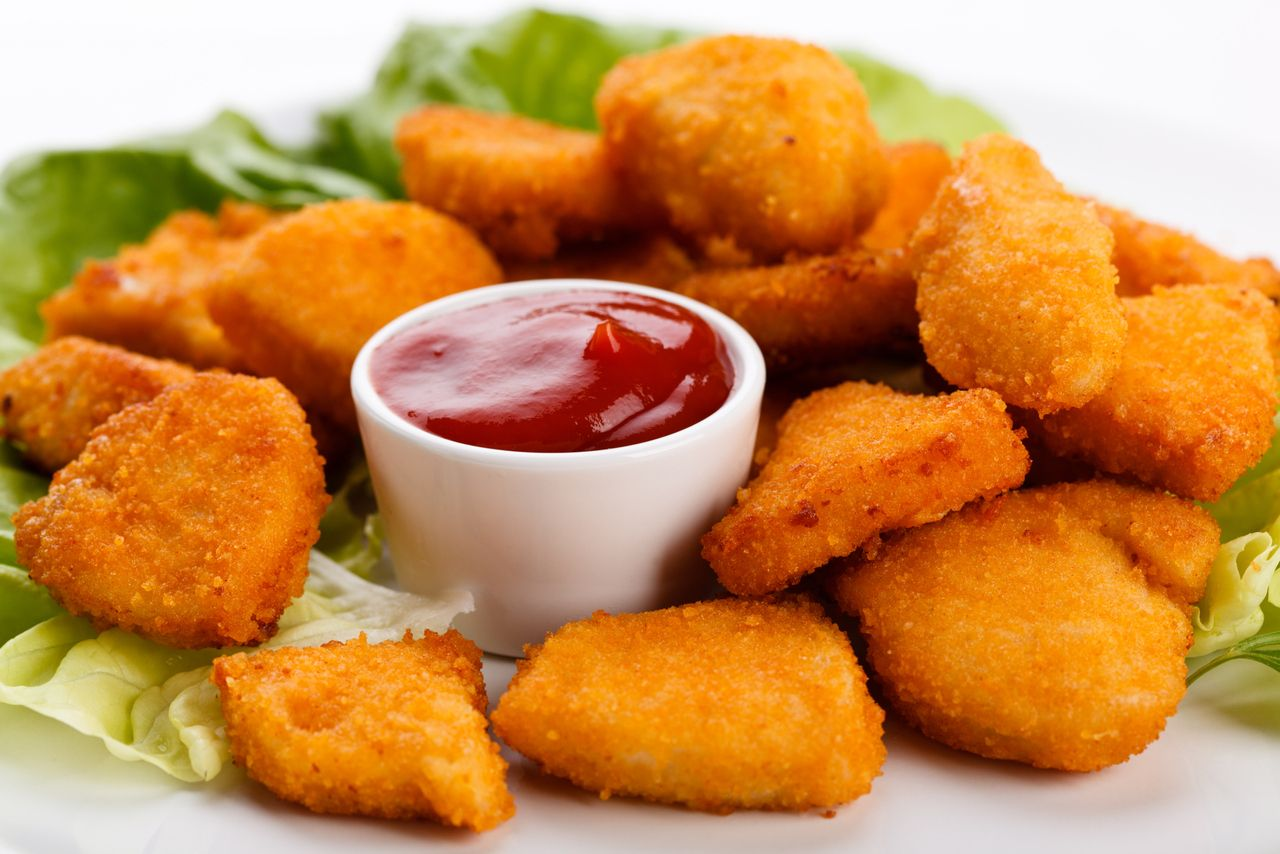¿Los nuggets engordan?